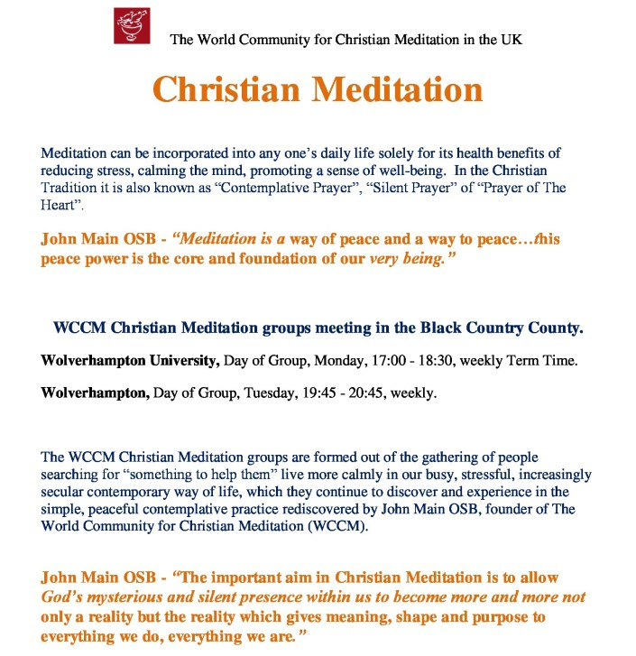 Christian-Meditation-Poster-For-BCCE