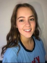 Phoebe Parkin (Methodist Youth President)
