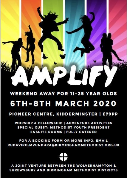 Amplify (March 2020)