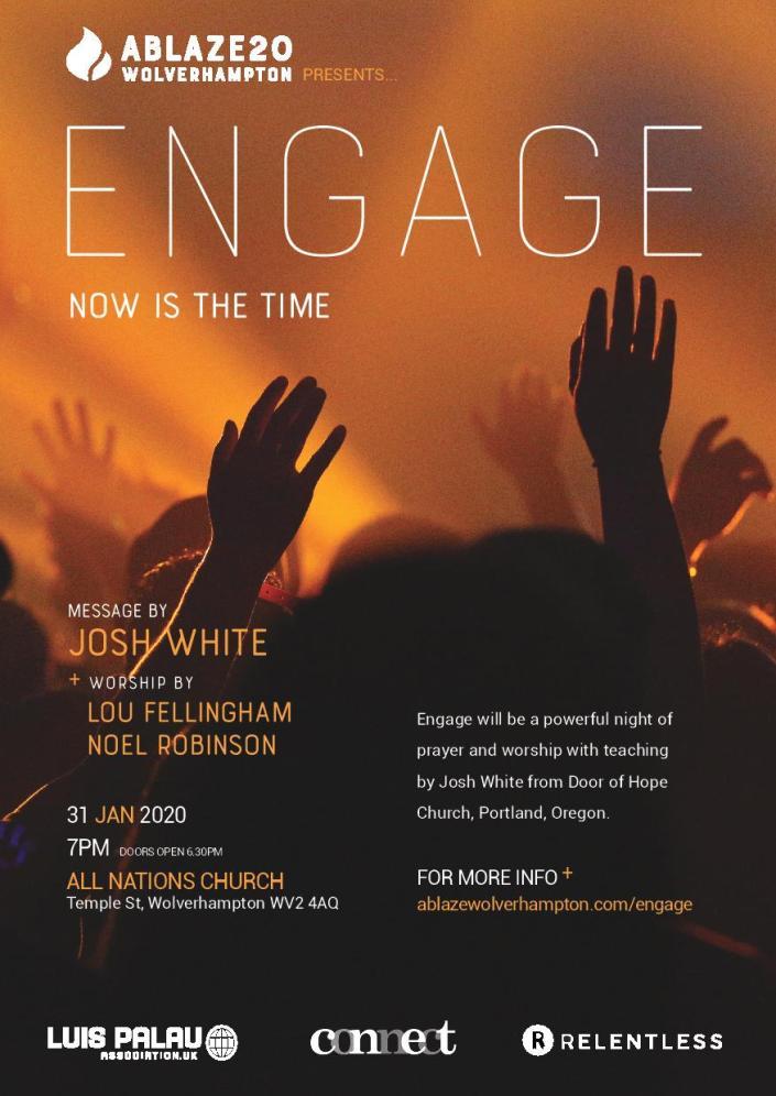 ENGAGE Wolverhampton (31 January 2020)
