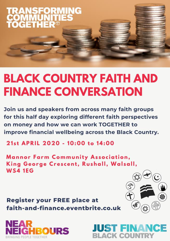 Faith and Finance (21 April 2020)