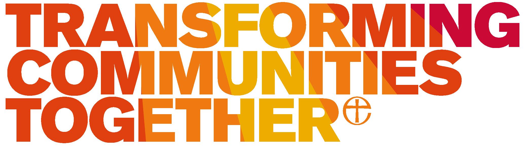 Transforming Communities Together logo